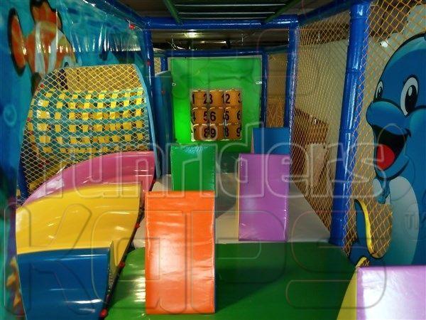 indoor play ground equipment