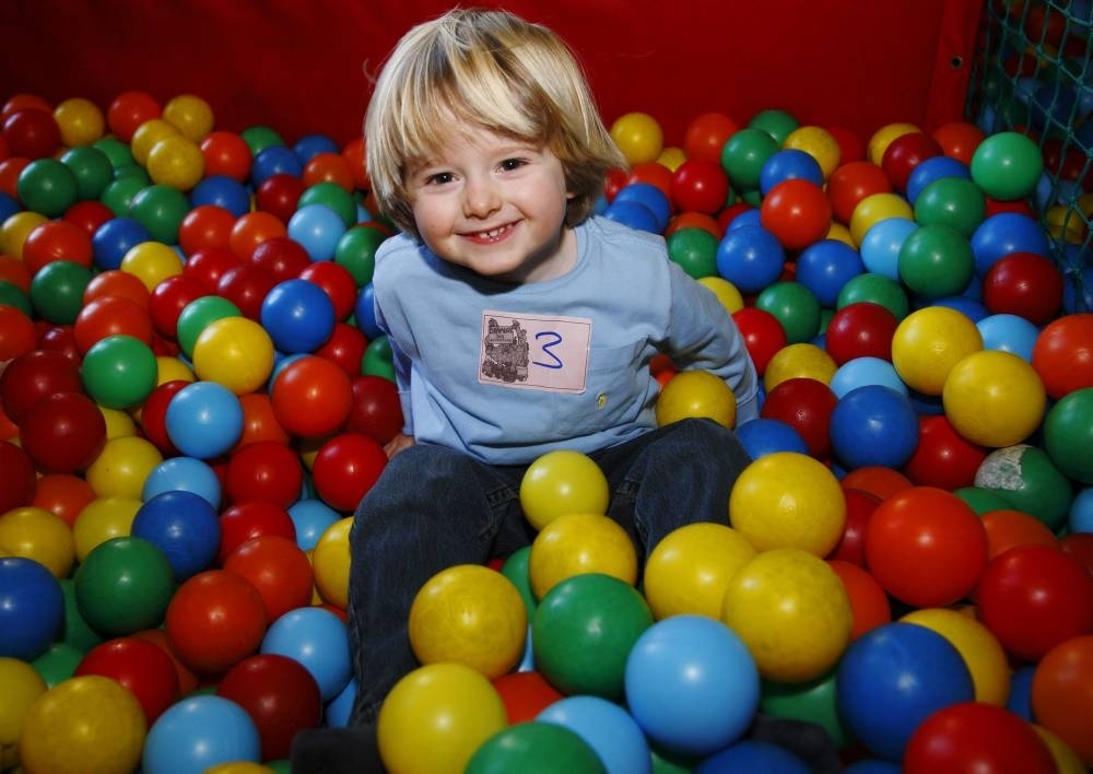 How safe are children in the indoor playground?