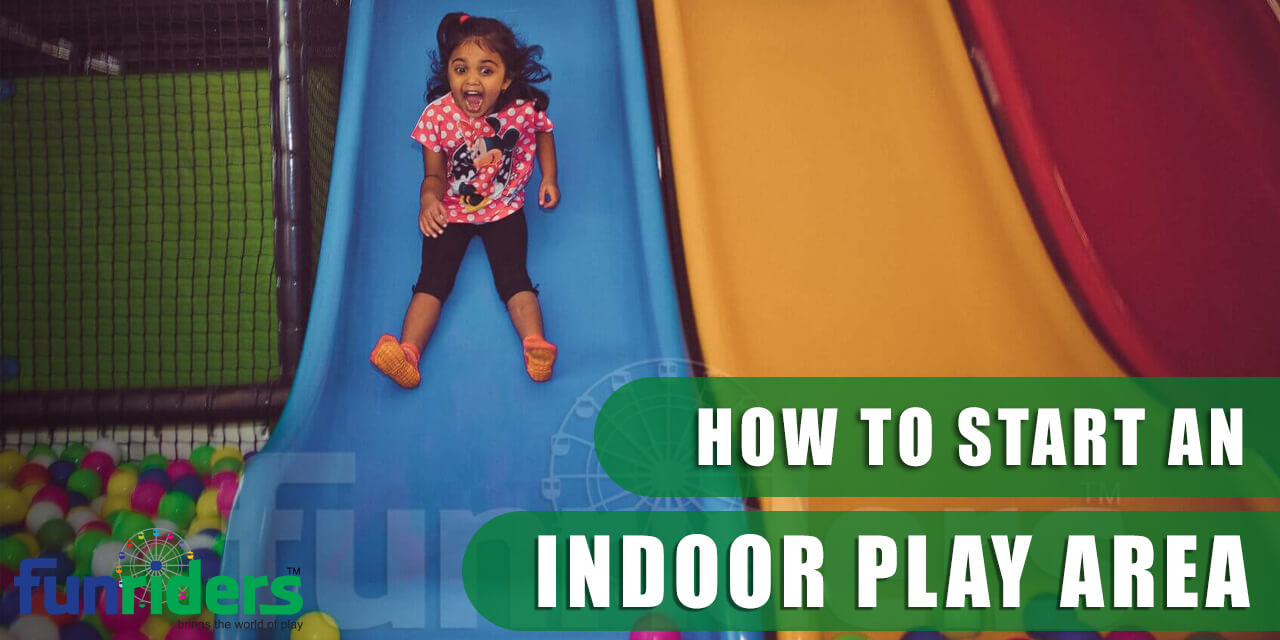 How to start a soft play area business in India-Complete guide
