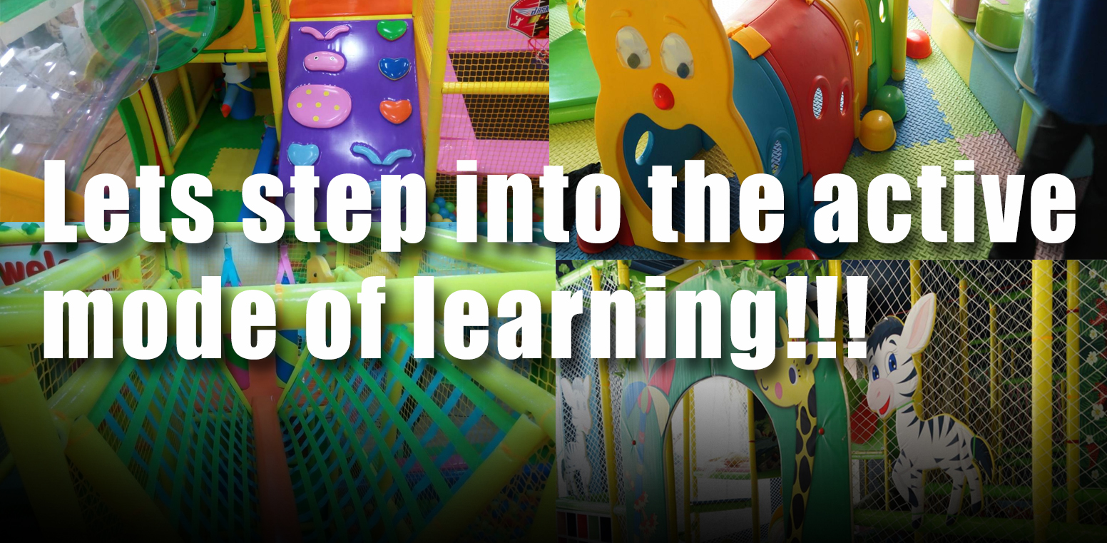 Let's combine play and learning; New methodologies in early education