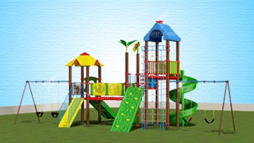 Outdoor Play Equipments Manufacturer