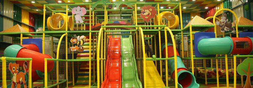 Medium Soft Play Structure